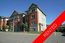 Barrhaven Condo Flat for rent: Stonefield Flats 1 + den  (Listed 2018-10-01)