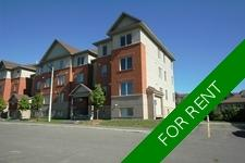 Barrhaven Condo Flat for rent: Stonefield Flats 2 plus den  (Listed 2019-01-01)