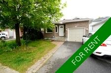 Kanata / Stittsville  House for rent: Bryanston Gate 2+1  (Listed 2019-08-01)