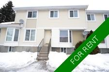 Katimavik Condo Townhouse for rent:  3 bedroom  (Listed 2020-03-01)