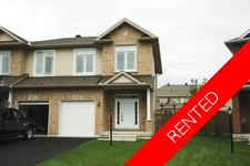 Kanata Semi Detached for rent:  Studio  (Listed 2017-02-01)