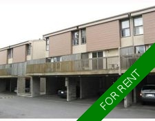 Uplands Condo Townhouse for rent:  3 bedroom  (Listed 2017-12-01)