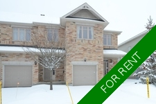Kanata Lakes Townhouse for rent:  4 bedroom  (Listed 2018-04-01)